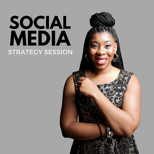 Private Social Media Marketing Session