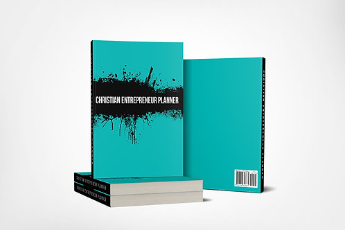 2020 Christian Entrepreneur Planner - Perfect Bind