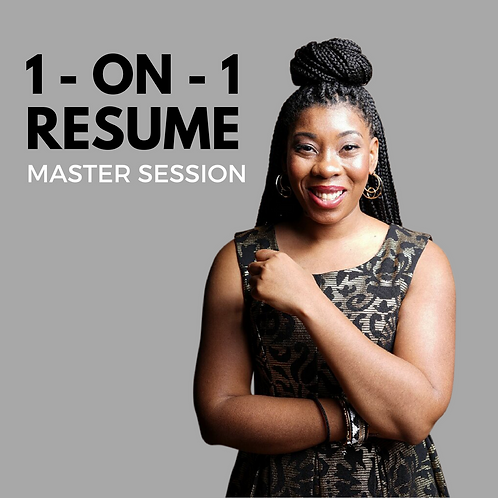 Private Resume Master Session