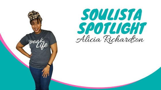Soulista Spotlight: Vision in Breaking Elements with Alicia Richardson