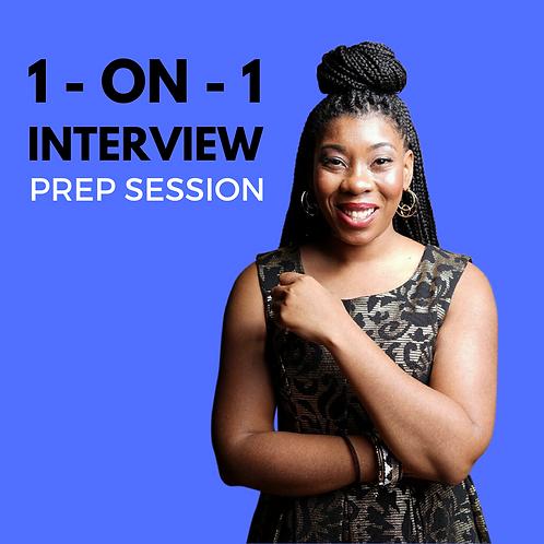 Private Interview Prep Session