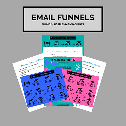 Plug n Play Email Funnels Pack