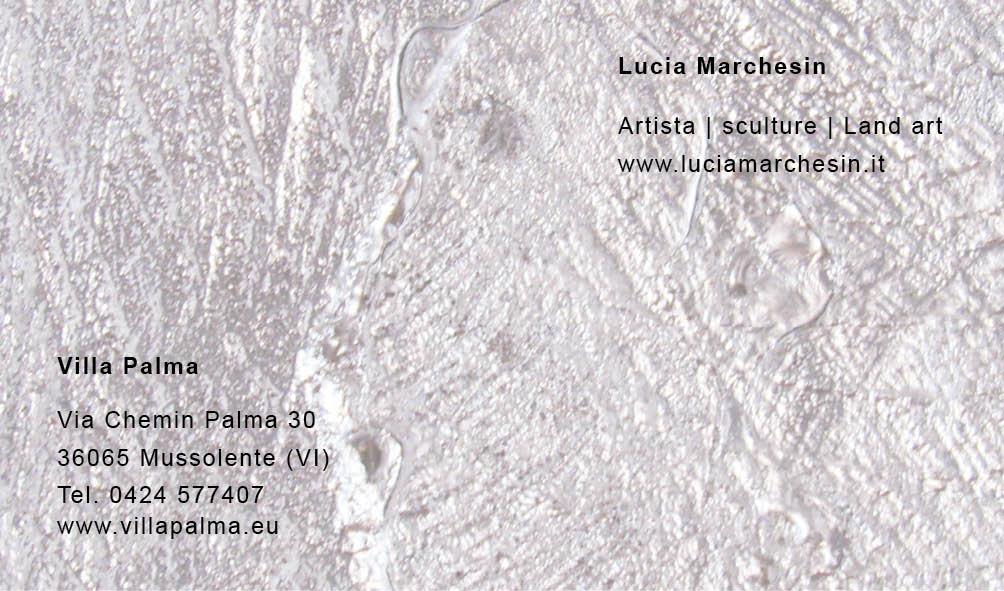 Lucia Marchesin, Esposizione sculture, 2