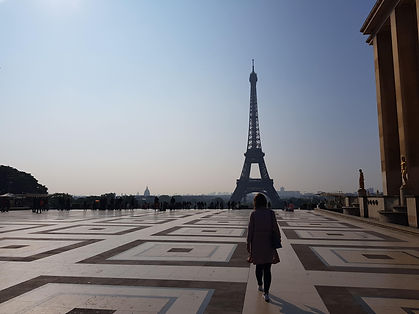 Start Your Day At The Trocadéro | The Organised Explorers