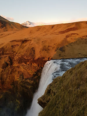 Skogafoss From Above | The Organised Explorers