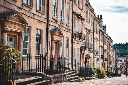 Beautiful Street, Bath | The Organised Explorers