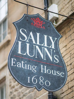 Sally Lunn, Bath | The Organised Explorers