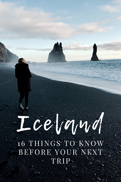 16 Things To Know Before Your Next Trip To Iceland | The Organised Explorers