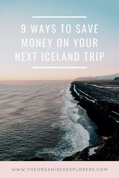 9 Ways To Save Money In Iceland | The Organised Explorers