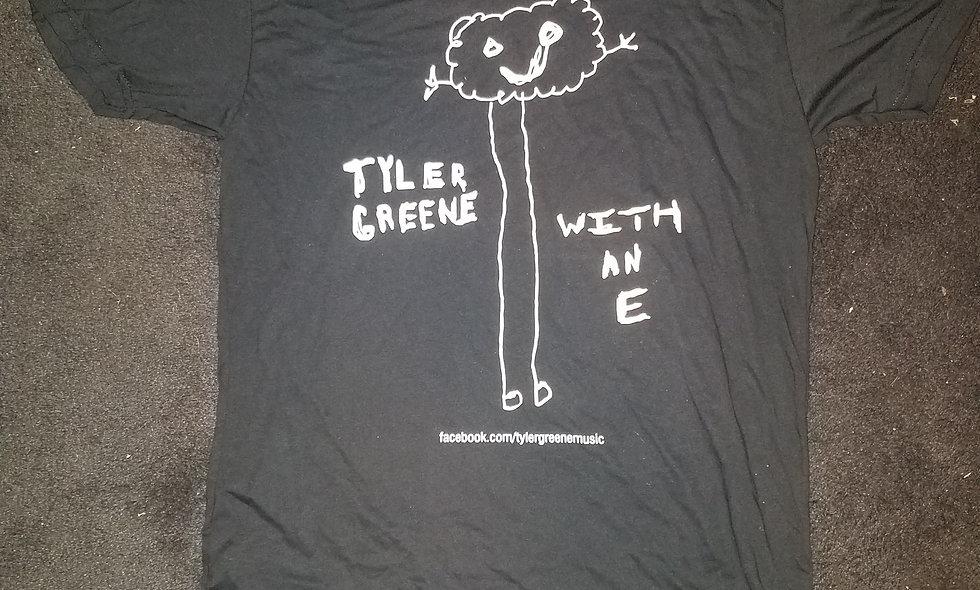 With An E T-Shirt