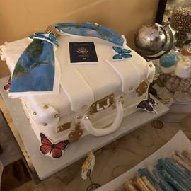 Cake_birthday_travel_luggage_passport_bu