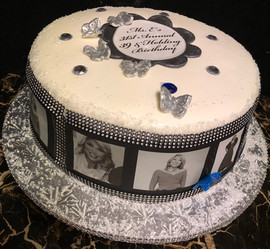 Woman_Birthday_Cake_edible_pictures_silv