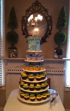 Wedding_Cupcakes_green_yellow_blue_eleph