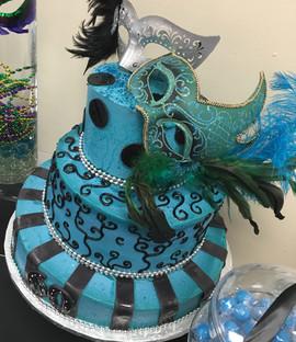 Woman_Birthday_Cake_mardi_gras_blue_blac