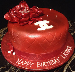Woman_Birthday_Cake_red_quilt_flower_Cha