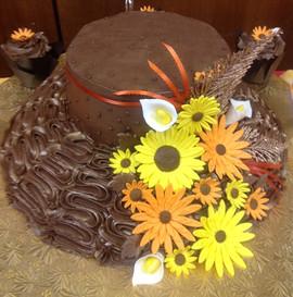 Birthday_Cake_brown_orange_yellow_hat.JP