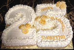 Number_Cake_25_gold_white_roses.jpg
