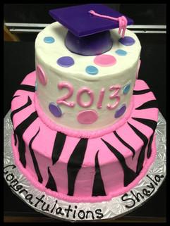 Graduation_cake_purple_pink_zebra.JPG