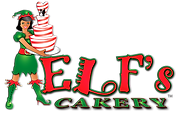 ELF's Cakery Logo