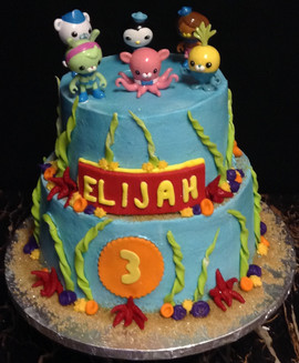 Kids_Cake_underwater_sea_creatures_ocean