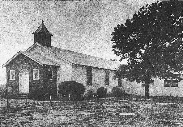 Jones Chapel 1974