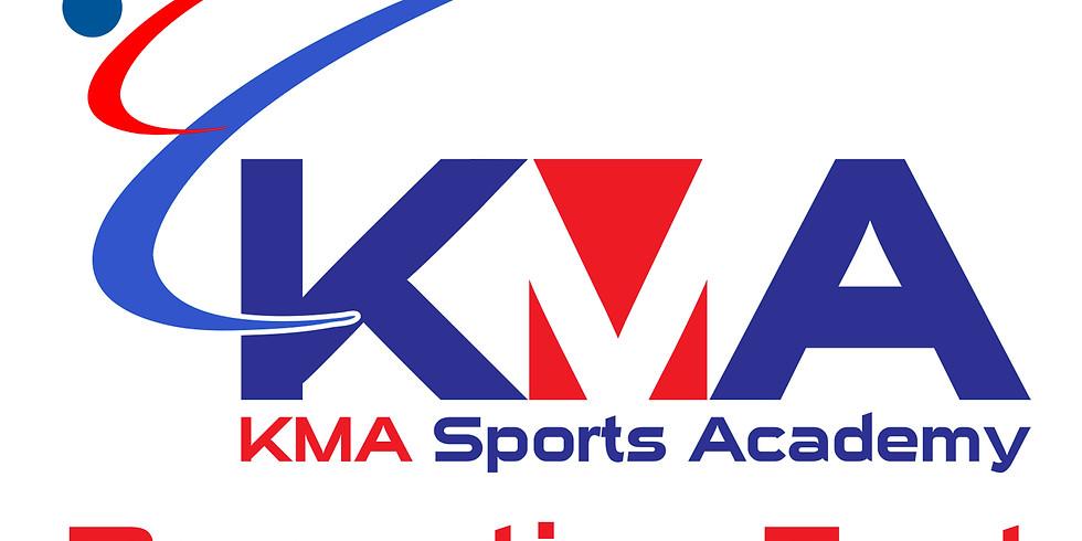 KMA Taekwondo Promotion Test