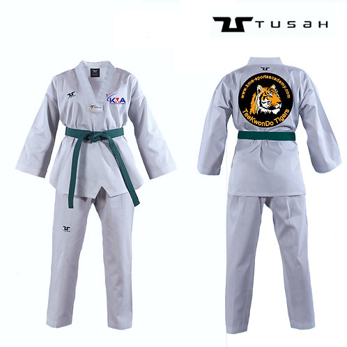 KMA Club Taekwondo Uniform