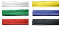 KMA Sports Academy Promotion test belts