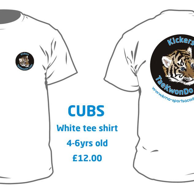 Cubs teeshirt