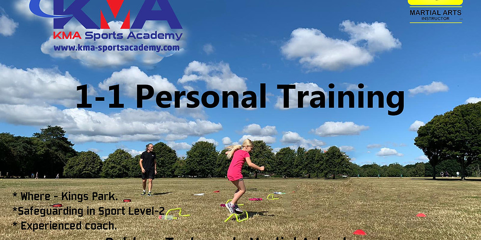 1-1 Personal Training with Coach Des