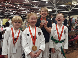 Little Taekwondo Tigers