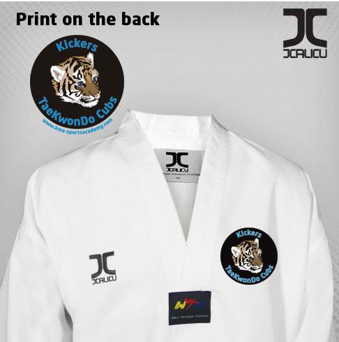 KMA Uniform top JC-4002 CUBS