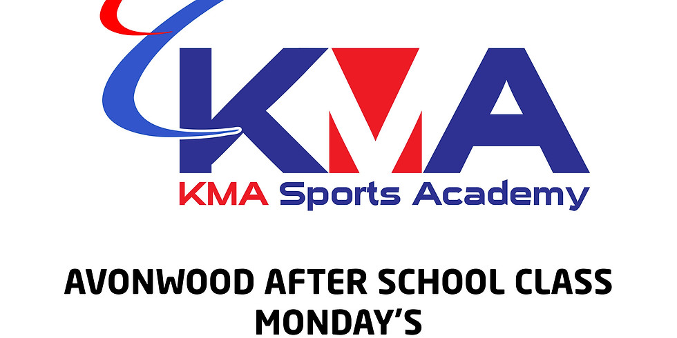 KMA After School Club (Avonwood Primary) SPRING 2020