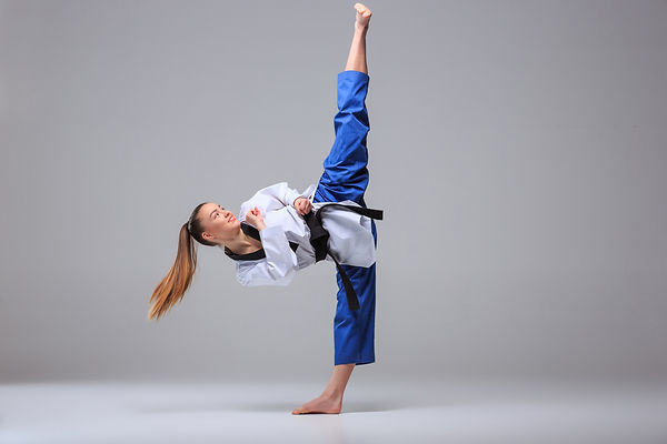 Performance display, otherwise know as Poomsae or Taeguks.  Taught by KMA Sports Academy.  Great all round conditioning and perfect for gradings promotion test in TaeKwonDo.