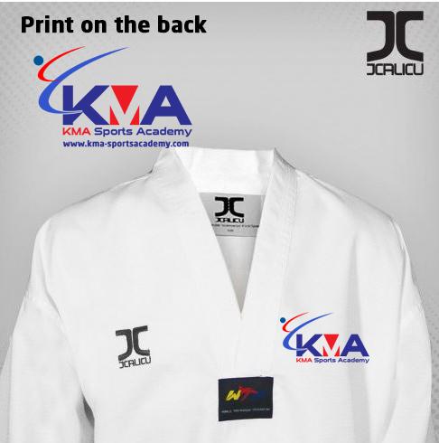 KMA Uniform top JC-4002 KICKERS