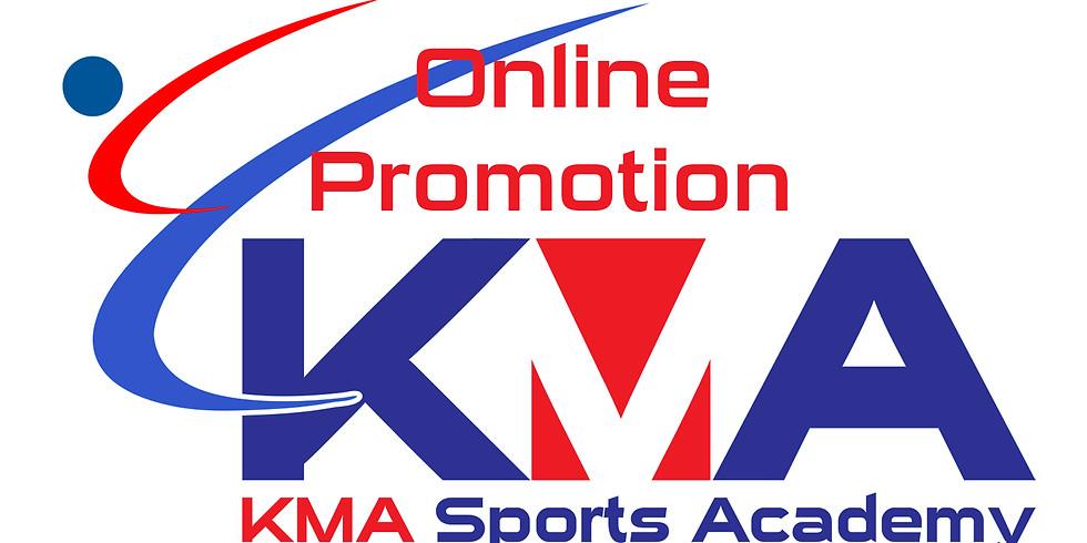 KMA Online Promotion 13/03/21