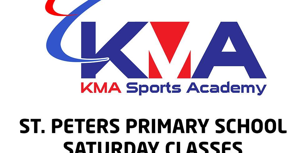 KMA Taekwondo Club (St Peters Primary) SPRING 2020