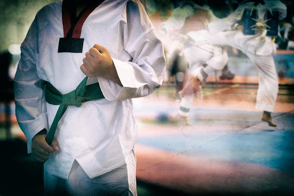 KMA Taekwondo training for the whole family