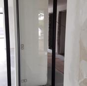 Stalen deur