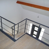 Balustrade staal