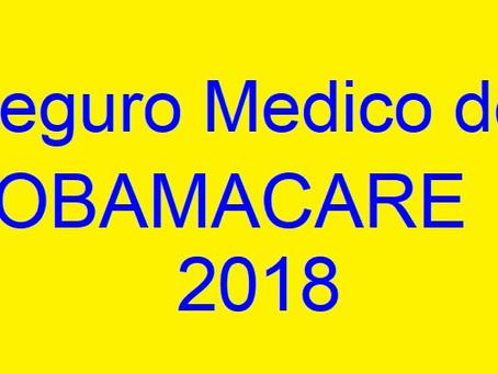 Necesita ayuda para su plan medico Obamacare 2018