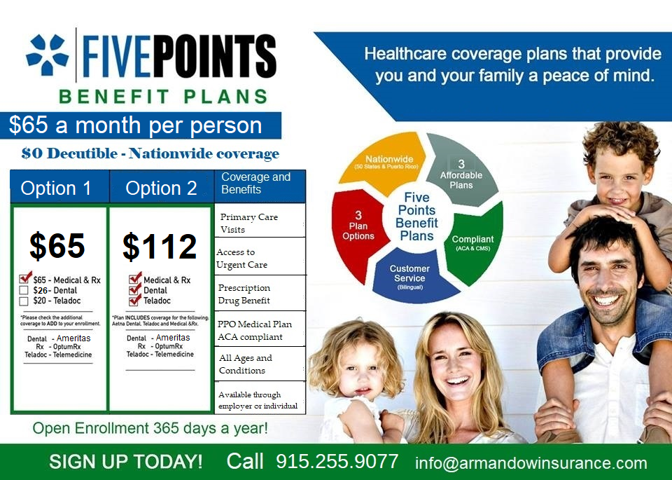 FivePoints MEC Plan