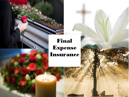 Final Expense 4 Picture Collage - Wix We