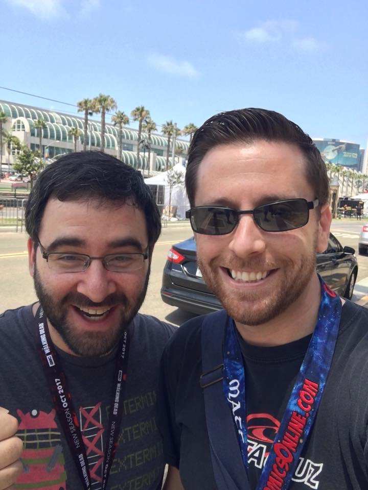 Comic-Con 2017