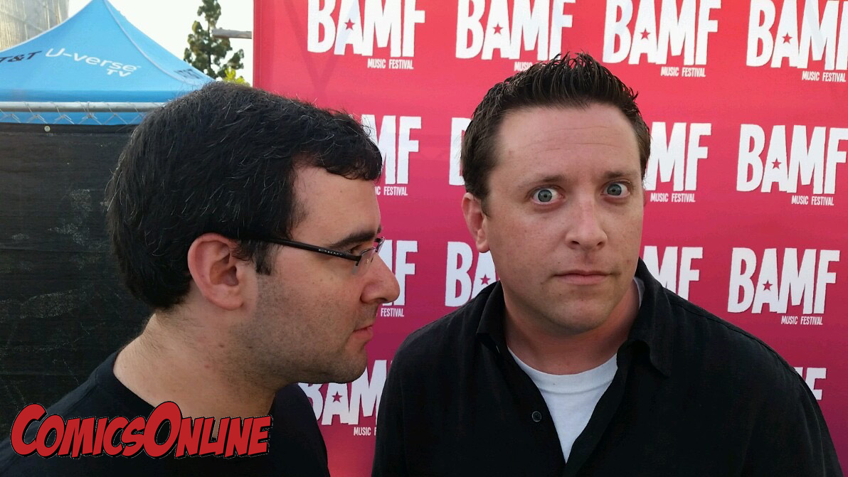 Red Carpet at BAMF 2015