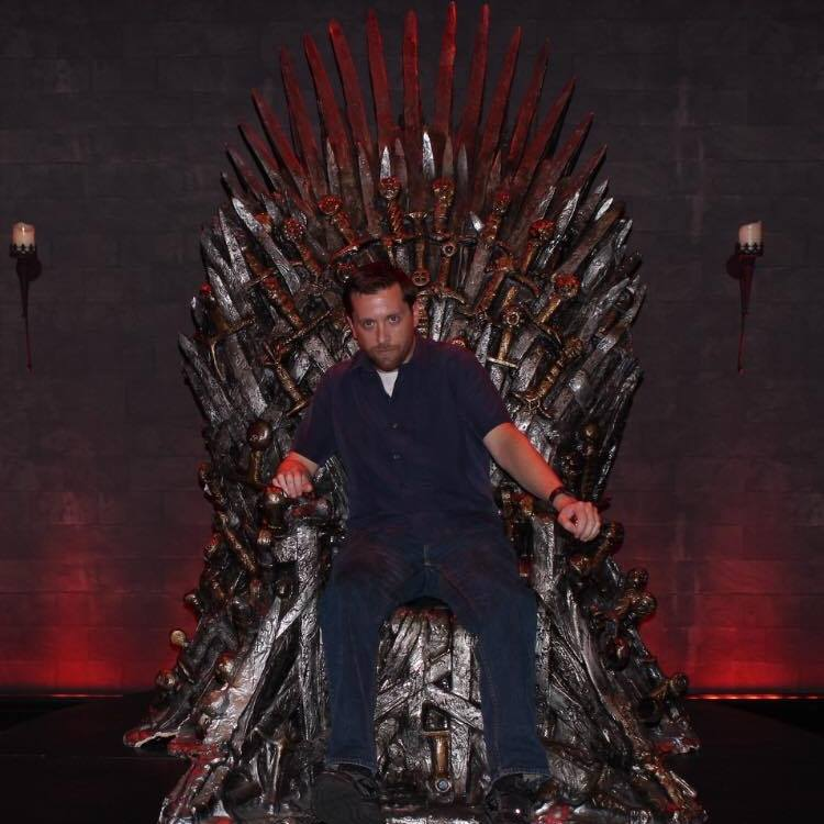 The new ruler of Westeros.
