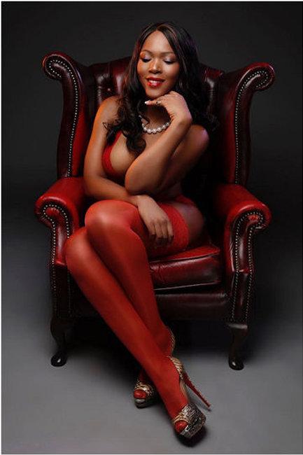 American Ebony Escort Girl Annalisa