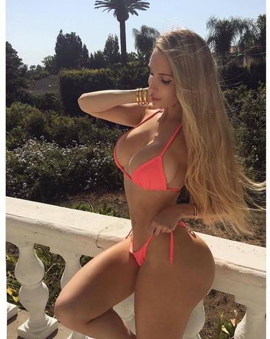 Russian Escort Girl Amanda