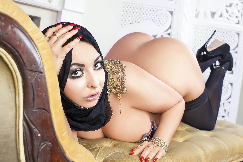 Arab Pornstar
