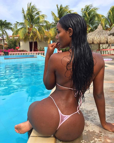 Ebony Escort Girl Melisa